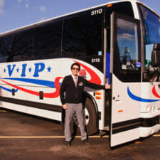 Promotional Photos for VIP Tours & Bus Co.