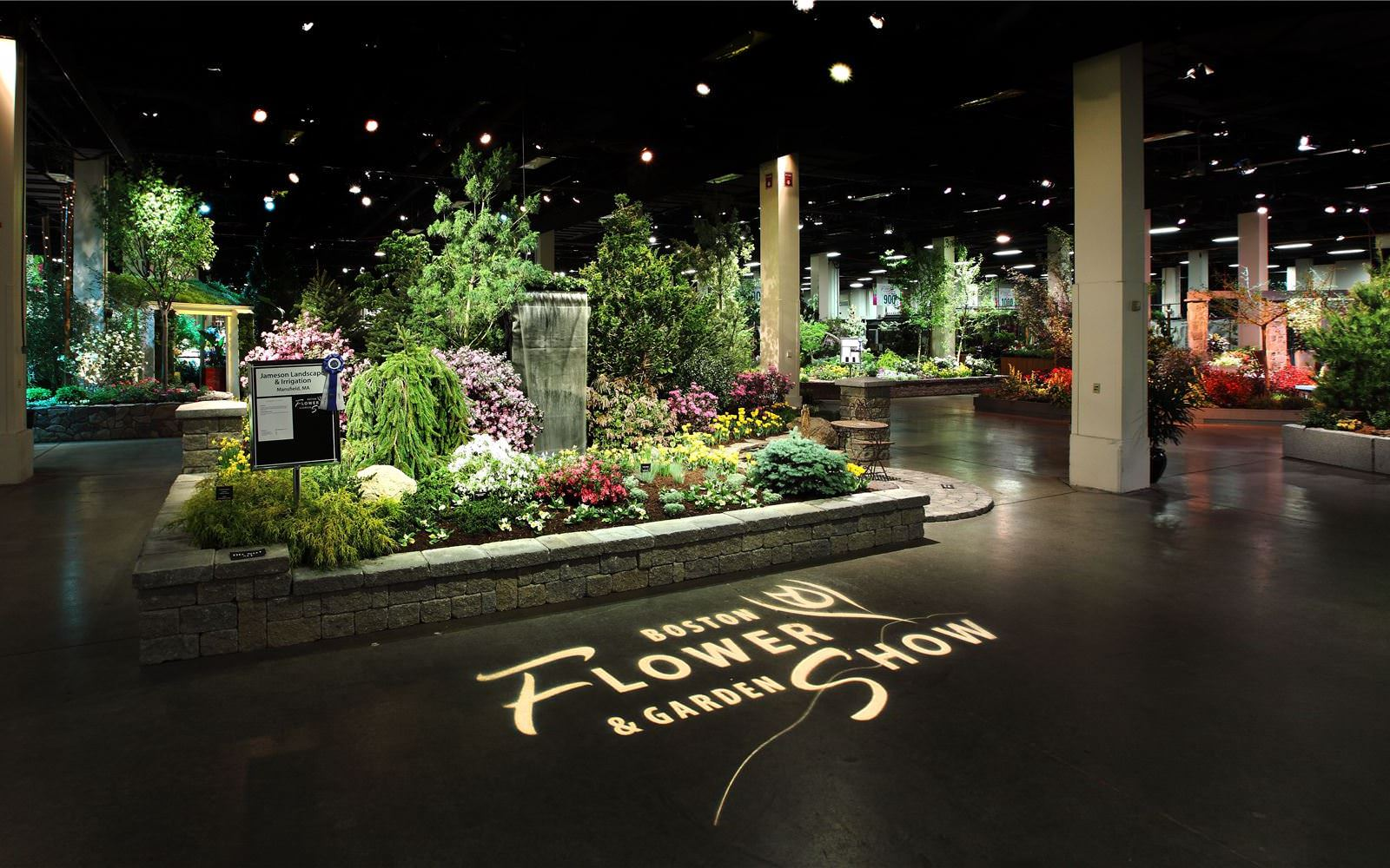 Boston Flower Show & Faneuil Hall Marketplace – VIP Tour & Charter Bu