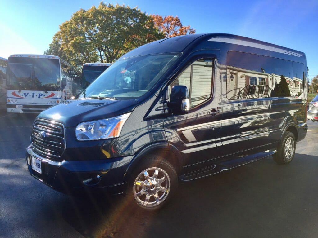Ford Luxury Van – VIP Tour & Charter Bus Company