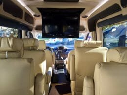 Ford Luxury Van Interior